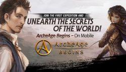 Gamevil Buka Tahap Pra-Registrasi untuk Game Mobile Terbarunya, Archeage Begins!