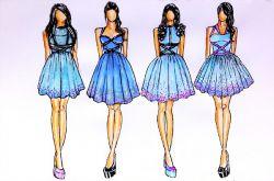 Ketahui Macam Macam Gaun Jika Ingin Jadi Fashion Designer!