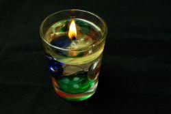 Membuat Lilin Hias yang Cantik dan Unik