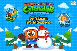 Kenali Berbagai Musim di Dunia dengan Permainan dari Marbel!