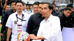Hal Menarik dalam Pembukaan Piala Presiden 2017