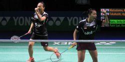 Pasangan Ganda Putri Della/Rosita Harapan Indonesia di Perempatfinal Jerman Open 2017