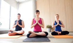Pulihkan Stroke dengan Yoga