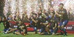 Arema Juara Piala Presiden 2017, Cristian Gonzales Jadi Top Scorer