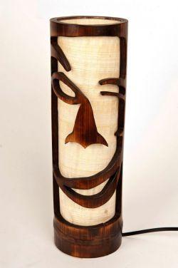 Cara Membuat Lampu Hias yang Unik dari Bambu
