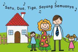 Sayangi Keluarga Kita Seperti Lagu