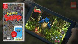 Pokemon Go Snap Segera Hadir untuk Nintendo Switch!