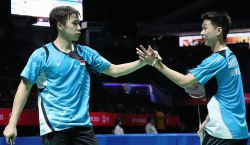 Marcus/Kevin Raih Gelar India Open Superseries 2017
