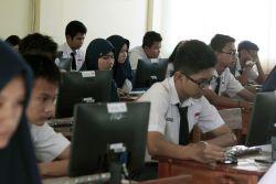 Demi Mengikuti Ujian, 23 Siswa Menginap di Sekolah