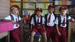 Ini yang Dikirim Presiden Jokowi Saat Pelajar SD Bengkayang Minta Tas
