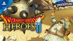 Square Enix Kembali Bagikan Gameplay Terbaru dari Dragon Quest Heroes II