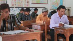 Ujian Nasional Kejar Paket C di Kendal Diikuti 1.030 Siswa