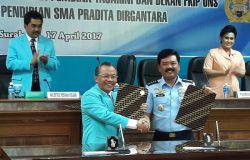TNI AU dan UNS Dirikan SMA Unggulan Pradita Dirgantara