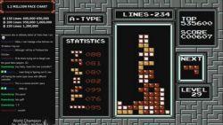 Gamer Ini Pecahkan Rekor Dunia dengan Main Tetris Klasik!