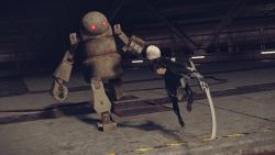 Nier: Automata Versi PC Sudah Tersedia di Steam Region Indonesia!