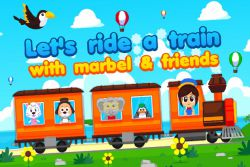 Jalan Jalan dengan Kereta Bersama Marbel dan Friends!