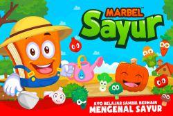 Belajar Berbagai Macam Nama Sayur dengan Marbel Yuk!