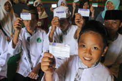 Dengan KIP, Presiden Jokowi Ingin Generasi Muda Lebih Kompetitif