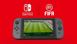 Fifa untuk Nintendo Switch Akan Diperlihatkan dalam E3 2017