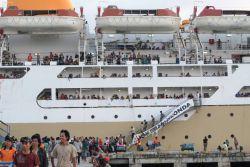 Pelni Selenggarakan Pesantren Bahari di Atas Kapal