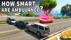 Seberapa Pintar Ambulan dalam Gta V? Cek di Sini!