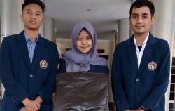 Tiga Mahasiswa Universitas Brawijaya Ciptakan Alas Antikantuk