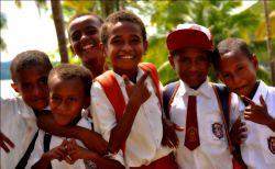 Pendaftaran Sekolah di Jayapura Digratiskan