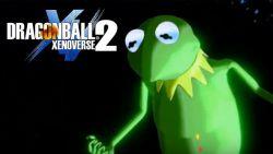 Modder Ini Hadirkan Mod Kermit Si Katak untuk Dragon Ball Xenoverse 2