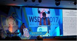Pelajar Indonesia Menang di Hari Pertama WSDC 2017