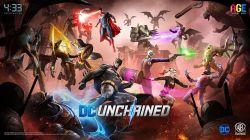 DC Unchained, Game Mobile Multiplayer dengan Tema Karakter DC Universe!
