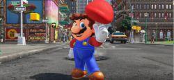 Super Mario Odyssey Akan Menjadi Game Mario Pertama yang Mendpatkan Rating E 10+
