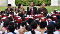 Presiden Joko Widodo: Program Lima Hari Sekolah Bukan Keharusan