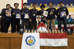 TIM Robot Kembali Harumkan Bangsa Indonesia di Kancah Dunia