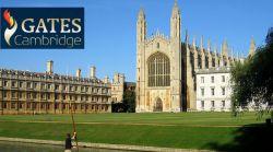 Dibuka Beasiswa Gates Cambridge 2018 untuk S2 dan S3