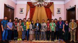 TIM Pelajar DKI Jakarta Juara Ketiga Olimpiade IPTEK di Moskow