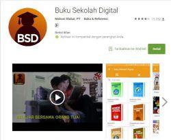 Buku Sekolah Digital, Produk Teknologi yang Sangat Bermanfaat bagi Pendidikan