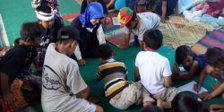 Sebanyak 1.915 Orang Anak Pengungsi Gunung Agung Kembali Bersekolah