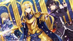 Sword Art Online Resmi Umumkan Season Ketiganya, Berlanjut pada Arc Alicization!