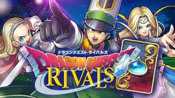 Dragon Quest Rivals Membuka Pra-Registrasi!