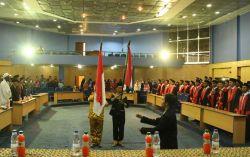 Wisuda Pertama Pelajar Indonesia di Sudan