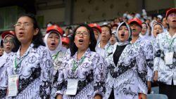Kemendikbud Libatkan 1.000 GTK Sambut Hari Guru Nasional