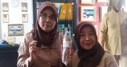 Pelajar dari Bogor Ubah Air Seni Jadi Pupuk