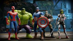 Marvel Strike Force, Game Mobile Berbasis Fighting Game Akan Dirilis pada Tahun 2018