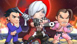 Capcom Akan Merilis Puzzle Fighter untuk Android dan iOS Minggu Ini