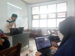 Alumni SMAN 40 Gelar Pelatihan Audio Visual