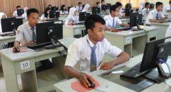 Tahun 2018, Kemendikbud Pastikan SMA 100 Persen Gunakan Unbk
