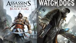 Game Original Watch Dogs dan Assassin'S Creed IV: Black Flag Kembali Dibagikan Secara Gratis!