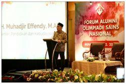 Mendikbud kepada Alumni Olimpiade Sains: Indonesia Menagihmu
