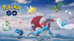 Pokemon Go Tambahkan Tiga Pokemon Gen-3 untuk Tipe Flying dan Dragon