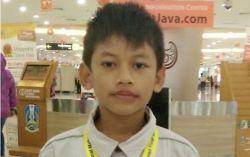 Dhamar Raih Medali Perak Olimpiade Matematika Mewakili Indonesia